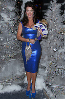 LOS ANGELES, CA - NOVEMBER 14: Lisa Vanderpump, Giggy at Beverly Center Holiday Debut With Stars And Their Pets held at The Beverly Center on November 14, 2013 in Los Angeles, California. (Photo by Xavier Collin/Celebrity Monitor)