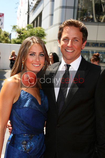 Seth Meyers<br />