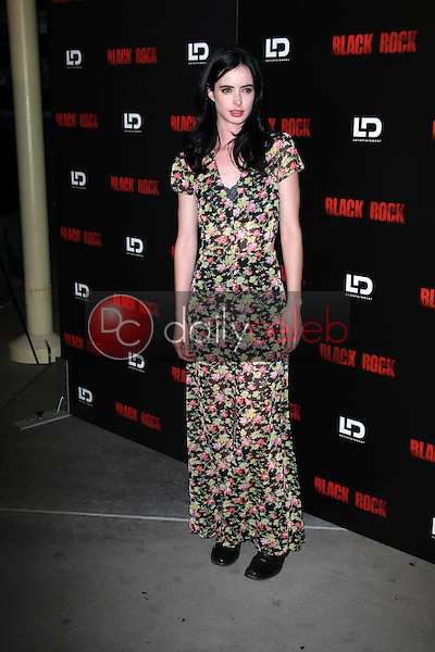 "Krysten Ritter<br /> at the ""Black Rock"" Los Angeles Special Screening, Arclight, Hollywood, CA 05-08-13<br /> David Edwards/Dailyceleb.com 818-249-4998"