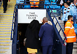 The Tunnel Club entrance during the Premier League match at the Eithad Stadium, Manchester. Picture date 21st August 2017. Picture credit should read: Simon Bellis/Sportimage