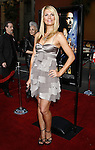 """TV host Courtney Hansen arrives to the """"Iron Man"""" premiere at Grauman's Chinese Theatre on April 30, 2008 in Hollywood, California."""