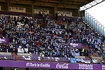 Real Sociedad's fans during La Liga match. March 31, 2019. (ALTERPHOTOS/Manu R.B.)