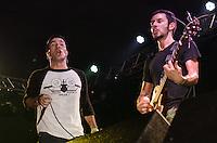 SAO PAULO, SP, 14.12.2013 - DEAD FISH - MATANZA FEST - A banda Dead Fish se apresenta no Festival Matanza Fest, na noite desta sexta feira, 13, zona sul da capital. (Foto: Alexandre Moreira / Brazil Photo Press)