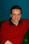 Christian Jules LeBlanc - The Young and The Restless - Genoa City Live celebrating over 40 years on February 20, 2016 at the Wellmont Theatre, Montclair, NJ. on stage with questions and answers hosted by Christian followed with autographs and photos in the theater.  (Photo by Sue Coflin/Max Photos)