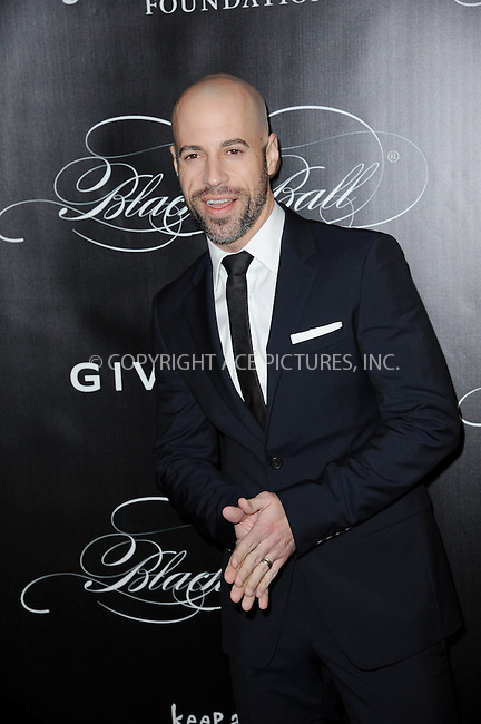 WWW.ACEPIXS.COM <br /> November 7, 2013 New York City<br /> <br /> Chris Daughtry attending Keep A Child Alive's 10th Annual Black Ball at Hammerstein Ballroom on November 7, 2013 in New York City.<br /> <br /> Please byline: Kristin Callahan  <br /> <br /> ACEPIXS.COM<br /> Ace Pictures, Inc<br /> tel: (212) 243 8787 or (646) 769 0430<br /> e-mail: info@acepixs.com<br /> web: http://www.acepixs.com