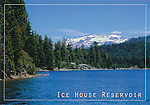 Ice House Reservoir 4x6 postcard