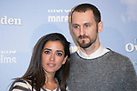 "Inma Cuesta and Raul Arevalo attends the ""Las Ovejas No Pierden El Tren"" Presentation at Palafox Cinema, Madrid,  Spain. January 27, 2015.(ALTERPHOTOS/)Carlos Dafonte)"