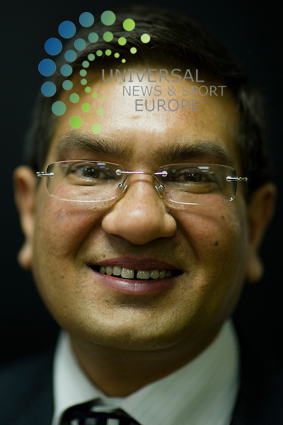 Revolutionary stem cell replacement treatment could reverse corneal bindness with the first trial going ahead at the Princess Alexandra Eye Pavilion in Edinburgh, Scotland, 21st May 2012 . Pictured Consultant Opthalmology, Ashish Agrawal..Picture:Scott Taylor Universal News And Sport (Europe) .All pictures must be credited to www.universalnewsandsport.com. (Office)0844 884 51 22.