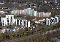 Bergedorf West: EUROPA, DEUTSCHLAND, HAMBURG, (EUROPE, GERMANY), 27.03.2017: Bergedorf West
