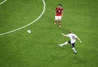 MUNIQUE, ALEMANHA, 06.09.2013 - COPA 2014 - ELIMINATORIAS EUROPA - Toni Kross da Alemanha durante partida contra a Austria jogo valido pela oitava rodada do grupo C das Eliminatorias Europeias da Copa do Mundo de 2014 no Estádio Allianz Arena em Munique na Alemanha, nesta sexta-feira, 06. A Alemanha venceu por 3 a 0 e lidera o grupo. (Foto: Reinaldo Coddou / Pixathlon / Brazil Photo Press).