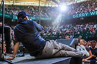 Kai Wingenfelder von Fury in the Slaughterhouse live im Gerry-Weber-Stadion. Halle (Westf.), 21.07.2017