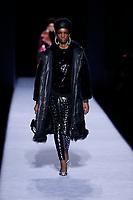 Tom Ford<br /> Imari Karanja<br /> New York Fashion Week <br /> FW18<br /> New York Fashion Week,  New York, USA in February 2018.<br /> CAP/GOL<br /> &copy;GOL/Capital Pictures<br /> New York Fashion Week,  New York, USA in February 2018.<br /> CAP/GOL<br /> &copy;GOL/Capital Pictures