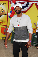 "Baron Davis<br /> at the ""Sausage Party"" Premiere, Village Theater, Westwood, CA 08-09-16<br /> David Edwards/DailyCeleb.com 818-249-4998"
