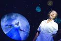 Caroline or Change. Book and Lyrics by Tony Kushner. With Tonya Pinkins as Caroline Thibodeaux ,Angela M Caesar as The Moon .  Opens at the Lyttleton  Theatre on 19/10/06 CREDIT Geraint Lewis