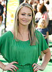 """WESTWOOD, CA. - October 26: Actress Christine Taylor arrives at the premiere of Dreamworks' """"Madagascar: Escape 2 Africa"""" at the Mann Village Theater on October 26, 2008 in Los Angeles, California."""