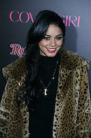 NEW YORK, NY - NOVEMBER 07: Vanessa Hudgens attends the Rolling Stone & Cover Girl Top DJ's event at TAO on November 7, 2012 in New York City. Credit: mpi01/MediaPunch Inc. .<br />