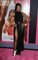 www.acepixs.com<br /> <br /> July 13 2017, LA<br /> <br /> Erica Ash arriving at the premiere of Universal Pictures' 'Girls Trip' at the Regal LA Live Stadium 14 on July 13, 2017 in Los Angeles, California.<br /> <br /> <br /> By Line: Peter West/ACE Pictures<br /> <br /> <br /> ACE Pictures Inc<br /> Tel: 6467670430<br /> Email: info@acepixs.com<br /> www.acepixs.com