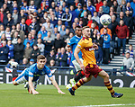 Declan John comes close with a diving header