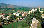 Turkey, a view of Selcuk