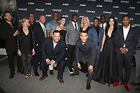 07 March 2018 - Culver City, California - Ryan Kwanten, Linda Purl, Robert Gossett, Isaac Keys, Eve Mauro, Curtis&quot;50 Cent&quot; Curtis Jackson, Elisabeth Rohm, Joseph Julian Soria, Arlen Escarpeta, Kwame Patterson, Katrina Law, Cory Hardrict, Jeff T. Thomas. &quot;The Oath&quot; TV Series Los Angeles Premiere held at Sony Pictures Studios.   <br /> CAP/ADM/FS<br /> &copy;FS/ADM/Capital Pictures
