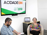 CAMPINAS, SP 31.08.2018-PROFESSORA LIZETE (PSOL)-ENTREVISTA A CIDADEON. (Foto: Denny Cesare/Codigo19)