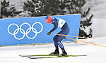 Andrew Young (GBR). Mens sprint classic qualification. Cross country skiing. Alpensia Croos-Country skiing centre. Pyeongchang2018 winter Olympics. Alpensia. Republic of Korea. 13/02/2018. ~ MANDATORY CREDIT Garry Bowden/SIPPA - NO UNAUTHORISED USE - +44 7837 394578