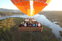 20140830 August 30 Hot Air Balloon Gold Coast