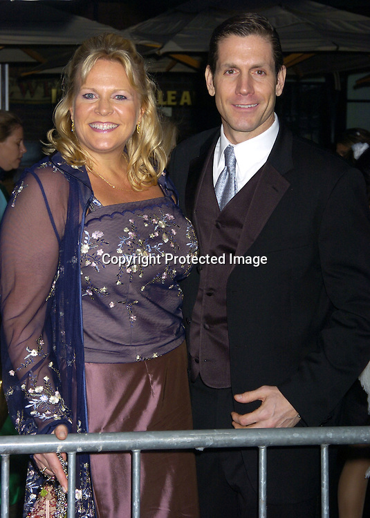 Hinsey and Valentini ..arriving at The 32nd Annual Daytime Emmy Awards ..at Radio City Music Hall on May 20, 2005...Photo by Robin Platzer, Twin Images