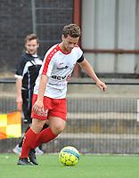 FC MEULEBEKE : Jony Den Baes<br /> <br /> Foto VDB / Bart Vandenbroucke