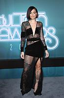 05 November 2017 - Las Vegas, NV - Kehlani. 2017 Soul Train Awards at Orleans Arena. <br /> CAP/ADM/MJT<br /> &copy; MJT/ADM/Capital Pictures