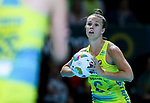 29/10/17 Fast5 2017<br /> Fast 5 Netball World Series<br /> Hisense Arena Melbourne<br /> Australia v New Zealand<br /> <br /> Paige Hadley<br /> <br /> <br /> <br /> <br /> Photo: Grant Treeby