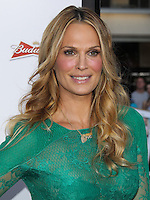 "WESTWOOD, LOS ANGELES, CA, USA - MAY 15: Molly Sims at the Los Angeles Premiere Of Universal Pictures And MRC's ""A Million Ways To Die In The West"" held at the Regency Village Theatre on May 15, 2014 in Westwood, Los Angeles, California, United States. (Photo by Xavier Collin/Celebrity Monitor)"