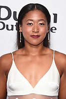 Naomi Osaka<br /> arriving for the WTA Summer Party 2019 at the Jumeirah Carlton Tower Hotel, London<br /> <br /> ©Ash Knotek  D3512  28/06/2019