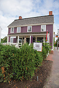 Strawbery Banke in Portsmouth, New Hampshire USA
