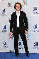 MIAMI, FL- July 19, 2012:  David Bisbal backstage at the 2012 Premios Juventud at The Bank United Center in Miami, Florida. ©Majo Grossi/MediaPunch Inc. /*NORTEPHOTO.com* **SOLO*VENTA*EN*MEXICO** **CREDITO*OBLIGATORIO** *No*Venta*A*Terceros* *No*Sale*So*third* ***No*Se*Permite*Hacer Archivo***No*Sale*So*third*©Imagenes*