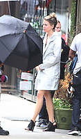 NEW YORK, NY-July 01: Sutton Foster shooting on location for the new season of the Younger  in New York. NY July 01, 2016. Credit:RW/MediaPunch