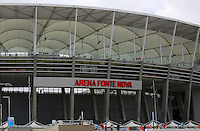 A general view of the Arena Fonte Nova, Salvador