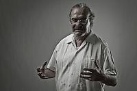 Eduardo Miranda, exconsejero electoral, candidato a la alcaldía capitalina por el Partido de Movimiento de Regeneración Nacional (Morena).