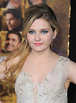 Abigail Breslin  at The Warner Bros. Pictures World Premiere of New Year's Eve  held at The Grauman's Chinese Theatre in Hollywood, California on December 05,2011                                                                               © 2011 Hollywood Press Agency