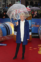 Julie Walters arriving for the Paddington film premiere, at Odeon Leicester Square, London. 23/11/2014 Picture by: Alexandra Glen / Featureflash