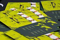 AUTOGRAPHIC CARD #95 ASTON MARTIN RACING (GBR) ASTON MARTIN VANTAGE AMR GTE PRO MARCO SORENSEN (DNK) NICKI THIIM (DNK) DARREN TURNER (GBR)