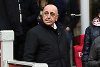 Adriano Galliani<br /> Milano 2-12-2018 Stadio San Siro Football Calcio Serie A 2018/2019 AC Milan - Parma Foto Image Sport / Insidefoto