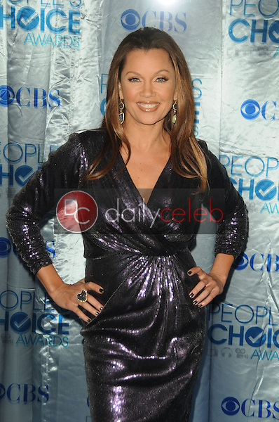 Vanessa L. Williams<br /> at the 2011 People's Choice Awards - Arrivals, Nokia Theatre, Los Angeles, CA. 01-05-11<br /> David Edwards/DailyCeleb.com 818-249-4998