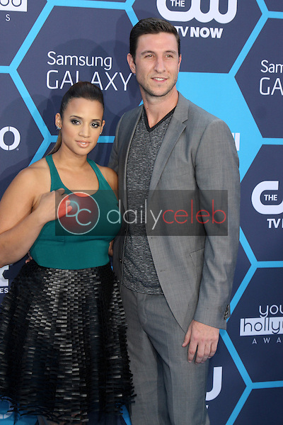 Dascha Polanco, Pablo Schreiber<br /> at the 2014 Young Hollywood Awards, Wiltern Theater, Los Angeles, CA 07-27-14<br /> David Edwards/Dailyceleb.com 818-249-4998