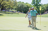 Bill Haas (USA) on the 9th during the 5th round at the WGC Dell Technologies Matchplay championship, Austin Country Club, Austin, Texas, USA. 25/03/2017.<br /> Picture: Golffile | Fran Caffrey<br /> <br /> <br /> All photo usage must carry mandatory copyright credit (&copy; Golffile | Fran Caffrey)