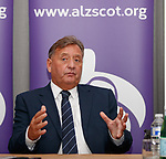 Jimmy Calderwood talking about his diagnosis of Alzheimer's Disease