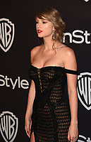 LOS ANGELES, CALIFORNIA - JANUARY 06: Taylor Swift attends the Warner InStyle Golden Globes After Party at the Beverly Hilton Hotel on January 06, 2019 in Beverly Hills, California. <br /> CAP/MPI/IS<br /> &copy;IS/MPI/Capital Pictures