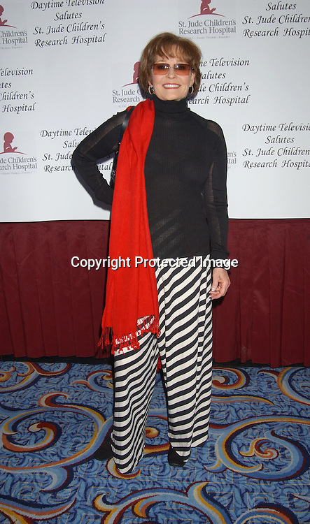..Marj Dusay ..at the Ninth Annual Daytime Television salutes St. Jude Children's Research Hospital benefit in New York City on ..October 10, 2003  at the Marriott Marquis Hotel. ..Photo by Robin Platzer, Twin Images
