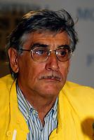 FILE PHOTO -  Gilles Carle<br /> <br /> Festival des films du Monde de 1987<br /> <br /> <br /> Photo  :  Denis Alix - Agence Quebec Presse