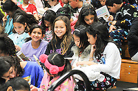 The Harker School - LS - Lower School - LS Pajama and Book Drive  - Photo by Kyle Cavallaro